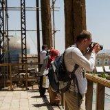 Isfahan's Ali-Qapu in Last Phase of Restoration