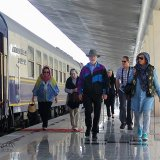 Train to Bring Tourists From 11 Countries to Iran