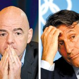 Infantino, Coe Will Have No Place at IOC