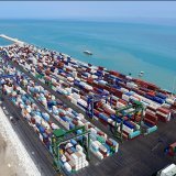 With a 37-kilometer coastline alongside the Persian Gulf, Bushehr accounts for about half of Iran's maritime trade.