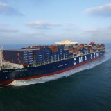 CMA CGM said the company does not want to fall foul of the rules, given their large presence in the United States.