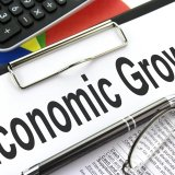 Despite the decrease in inflation rates under President Hassan Rouhani, Iran saw strong economic growth.