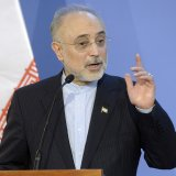 The nuclear chief Ali Akbar Salehi says Iran believes in JCPOA and is committed to it.