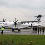 Iran Air's ATR Flight Reopens Airport After Five Years