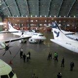 4 New ATR Aircraft Arrive: Iran Air Sees Benefits of Nuclear Deal  - Photo Alireza Izadi - Financial Tribune