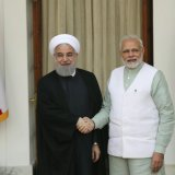 Iran, India Reinforce Economic Ties With Chabahar Deal