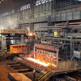 Iran was the world's 14th largest producer of steel in 2017, according to statistics by World Steel Association.
