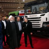 Rouhani Outlines Plan to Tackle Air Pollution by Fleet Renewal