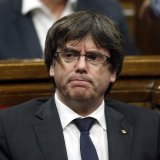 Sacked Catalonia Leader Surrenders to Belgian Police