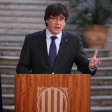 Ousted Catalan Leader Vows to Fight Spain's Takeover