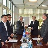 Iran's Tejarat Bank, China Development Bank Sign Loan Agreement