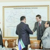 Iran, Ukraine to Launch Agricultural Test Train