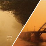 Khuzestan is frequently hit by intense dust storms that cripple the province.