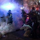 Violent Protests, Building Fires, Looting in Ferguson