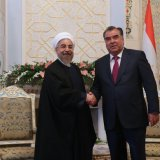 Iran, Tajikistan to Expand Economic Coop