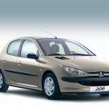 Peugeot 206 Production Resuming