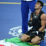 Wushu Shines as Iran Tally Improves