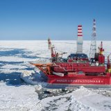 Russia Oil Output   at Post-Soviet High