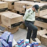 The anti-smuggling headquarters said imperishable contraband hauls will now be reexported.