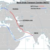 Tehran and Baku have agreed to connect their railroads as part of the North-South Transportation Corridor.