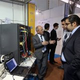 Hundreds of exhibitors attended this year's event in Tehran.