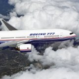 Boeing said it is cutting production of its 777 long-haul jet due to a drop in demand.