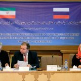 Iran, Russia Talk Transport