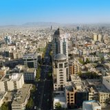 Besides historical sites, Tehran is packed with modern cafes, art galleries and shopping malls.