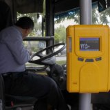 Cashless Payment System for Urmia Taxis