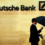 Deutsche Bank Handling Oil Transactions Again