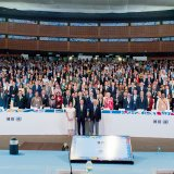 Habitat III, underway in the Ecuadorian capital, Quito has more than 45,000 mayors, ministers, policymakers, and urban planners in attendance.