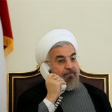 Rouhani, Qatar Ruler Talk on Phone