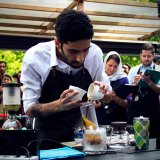 Iranians Warm Up to Coffee