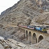 Trans-Iranian Railroad in Line for Global Status