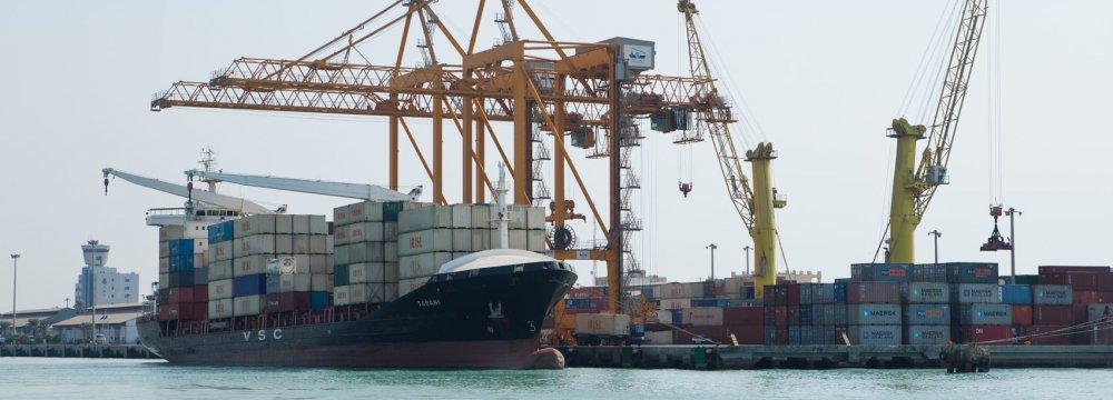 Iran's Non-Oil Trade With EU Tops $8.5 Billion in 10 Months