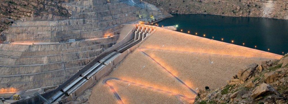 109 Dams Under Construction in Iran