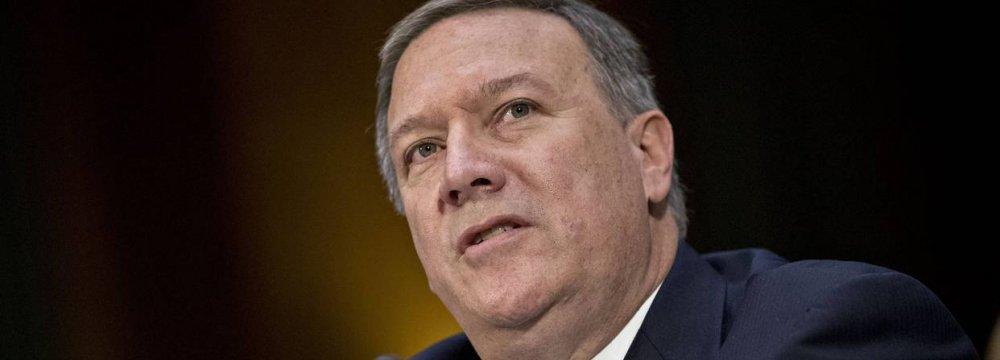 Pompeo Threatens Iran Again