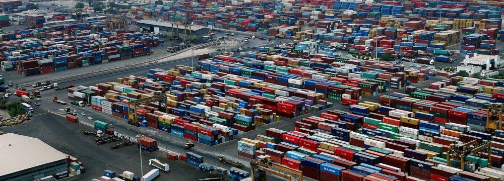 Iran's Non-Oil Foreign Trade Tops $4.8b