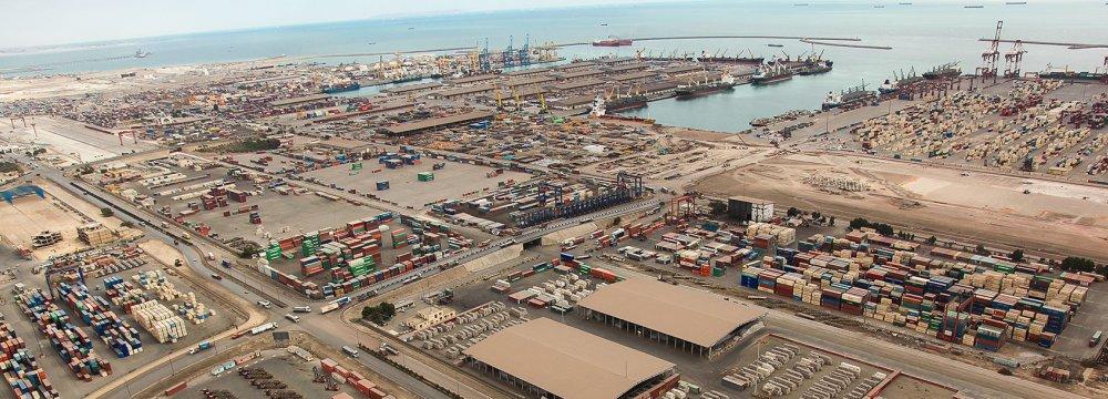 Iran's Non-Oil Trade Surplus at $295m