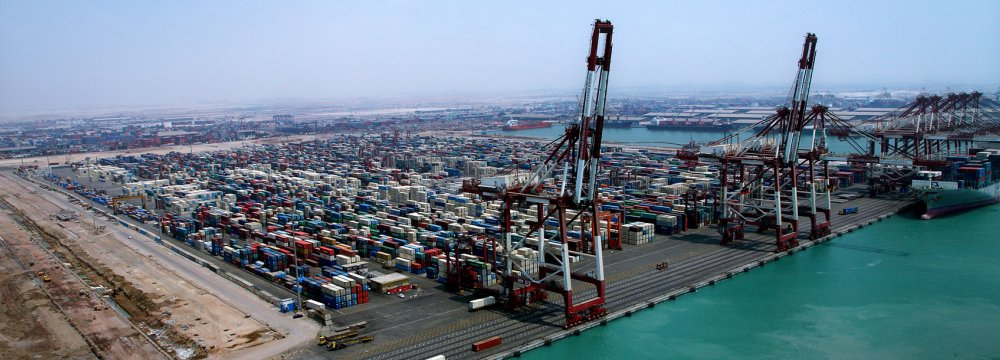 Iran's Non-Oil Trade With Asia-Pacific States Exceed $3.4 Billion