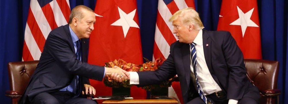 Energy Needs, US Postures Influencing Turkey's Iran Policy