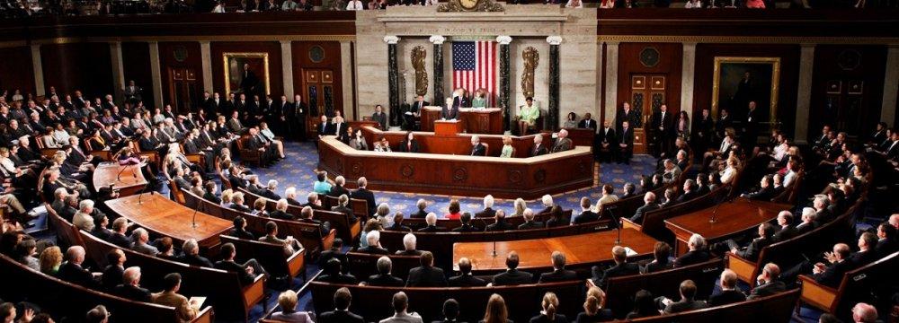 US House Amendment Curtails Trump Warmongering