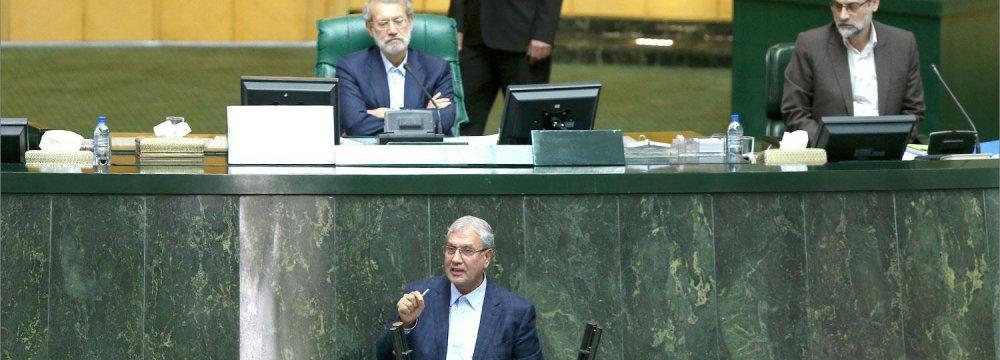 Lawmakers Remove Labor Minister