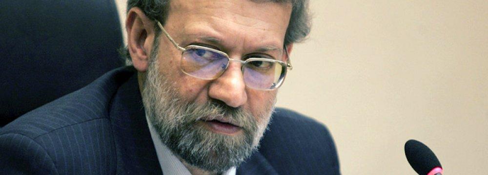 Majlis Speaker Says Ailing Economy Needs Surgery