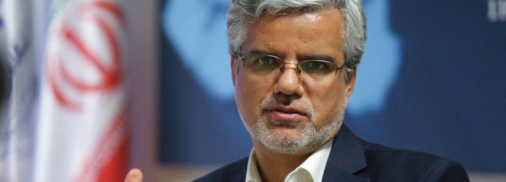 Reformists Might Back Larijani as Next President