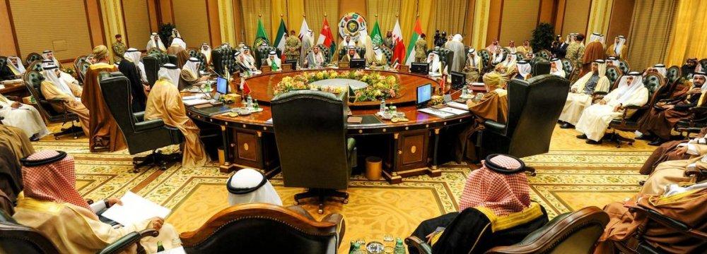 Arab NATO Plan Aimed at  Defrauding Persian Gulf States