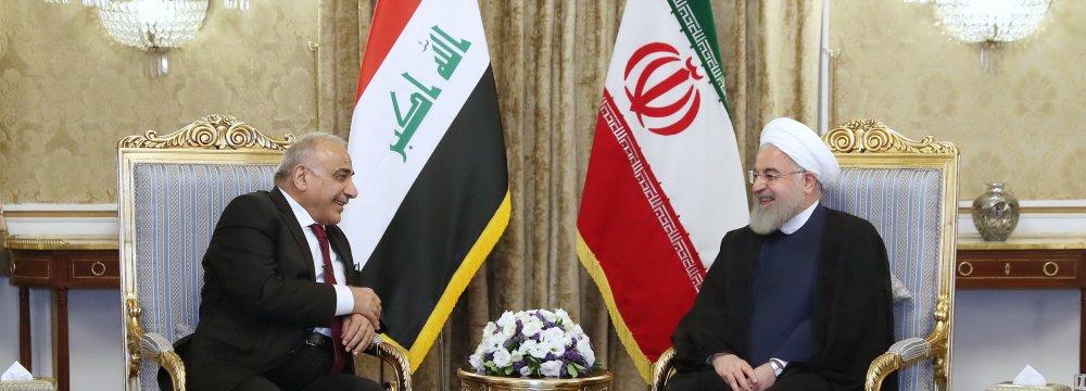 Iran Backs Regional Dialogue to Address Mideast Issues