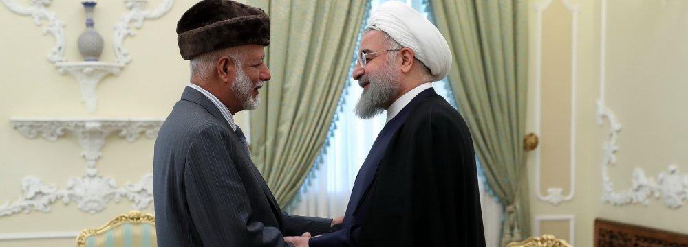 Call for Facilitation  of Iran-Oman Trade