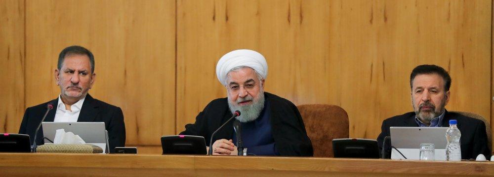 Rouhani Denounces 'Heinous' Killing of Saudi Journalist