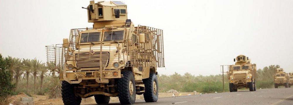 Saudi-Led Military Offensive on Yemeni Port Condemned